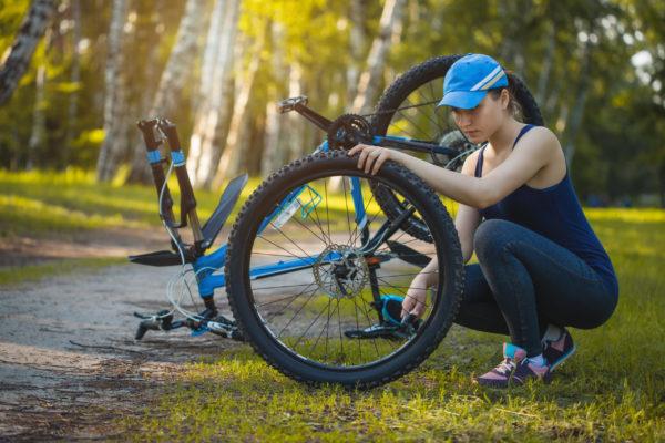 Pyörähuolto bike service