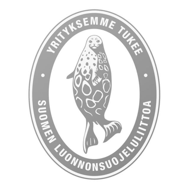 We are now proud supporter of The Finnish Association for Nature Conservation!  Being able to contribute to sustainability and environmental consciousness is one of the reasons of our company's existence.  That's why we are still patching tubes whenever possible, why we use  biodegradable oil and other maintenance products from #greenoiluk. And why we keep grasshoppers in our shop 😉.  But what do you, as a customer have to win from shopping at a 'green' company? It's very simple: we are all the time searching for high-quality, long-lasting products.   #sustainability #suomenluonnonsuojeluliitto #repairdontreplace #grasshopper #greenoiluk #kuminpaikkaus